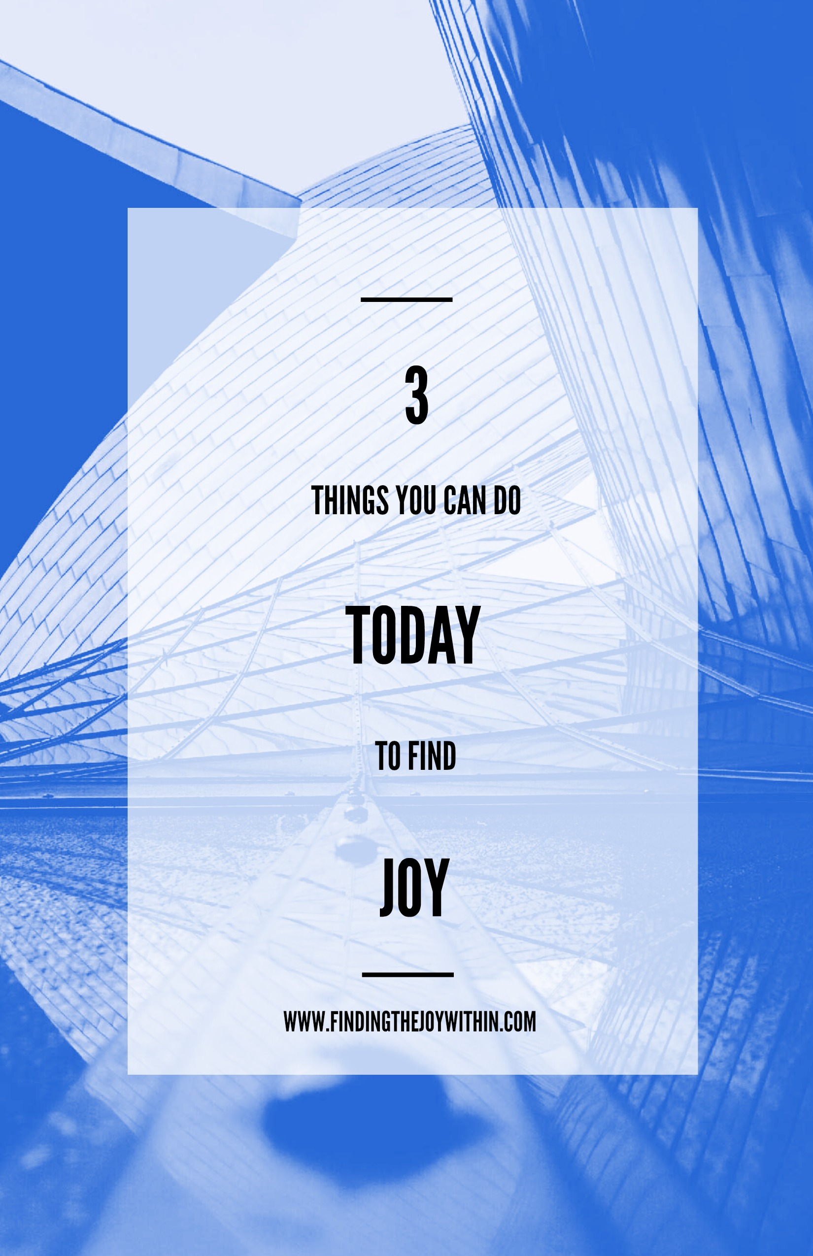 3 Actionable Things You Can Do Each Day To Spark Your Joy