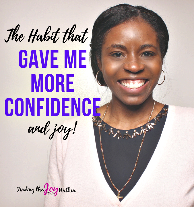 The Simple Daily Habit That Boosted My Confidence